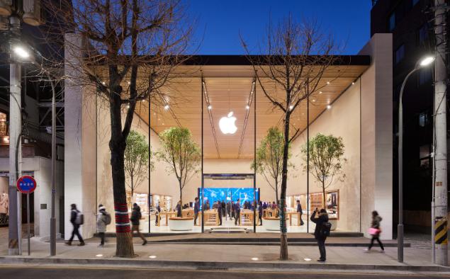 苹果聘请前三星副总裁:推动韩国市场业务发展
