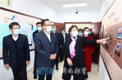 孙述涛到天桥区走访慰问老党员和困难群众时强调 不断